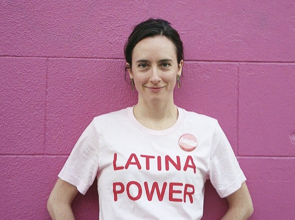 """BELatina     """"Meet Agatha Bacelar, the Latina Who Is Boldly Running for Nancy Pelosi's Seat in Congress"""""""